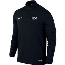 One Fitness Academy 16 Midlayer - Black